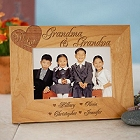 We Love... Personalized Mothers Day Picture Frames