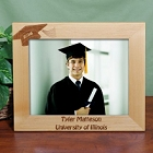 Class of 2015 Engraved 8 x 10 Graduation Picture Frames