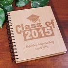 Class of 2015 Graduation Memories Personalized Photo Albums