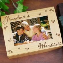 Photo Memories Personalized Keepsake Box