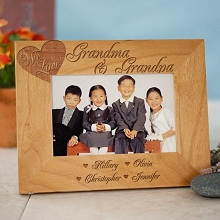 We Love... Personalized Picture Frames