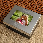 Engraved Bridesmaid Lasting Memories Keepsake Box