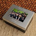 Lasting Memories Engraved Graduation Keepsake Box
