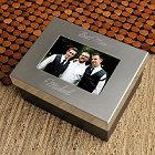 Personalized Lasting Memories Keepsake Box