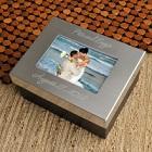 Engraved Valentines Lasting Memories Keepsake Box