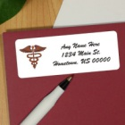 Personalized Medical Address Labels