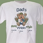 Reel Pals Personalized Fishing T-Shirt