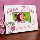 First Holy Communion Personalized Printed Picture Frames