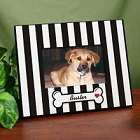 Personalized Doggity Dog Printed Pet Picture Frame