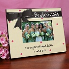 Personalized Bridesmaids Printed Picture Frames