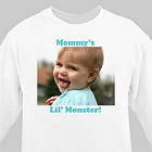 Personalized Fathers Day Photo Sweatshirts