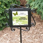Planted in Loving Memory Personalized Memorial Garden Marker