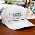 Little Caddies Personalized Golf Hat