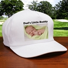 Personalized Fathers Day Photo Hats