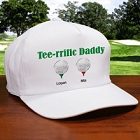 Tee-rriffic Personalized Golf Hat