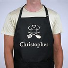 Embroidered Chef Barbecue Apron