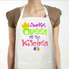 Queen of the Kitchen Personalized Apron