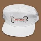 Dog Bone Personalized Dog Owner Hat