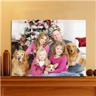 Custom Printed Digital Picture Holiday Wall Canvas