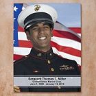 Personalized Military Memorial Photo Canvas