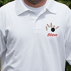 Personalized Bowling Polo Shirt