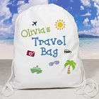 Personalized Travel Sports Bag