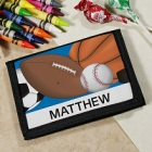 Custom Printed Sports Fan Wallets