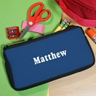 Custom Printed Personalized School Pencil Case