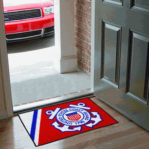 Heroes Collection US Coast Guard Door Mats