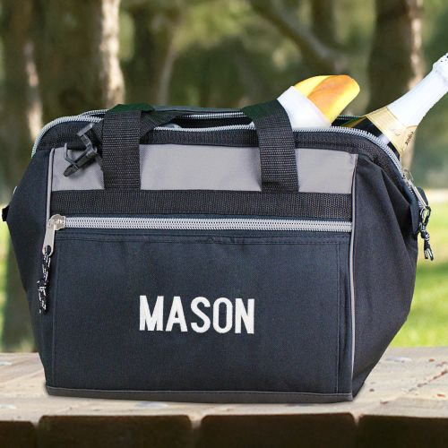 Embroidered Deluxe Picnic Coolers