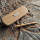 Personalized Bamboo Pen Sets
