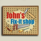 Fix-It Shop Personalized Printed Wall Plaque