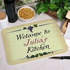 Winery Design Personalized Kitchen Cutting Boards