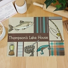 Personalized Fisherman Cutting Boards