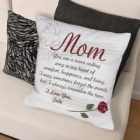 Mother's Day Personalized My Mother Throw Pillows
