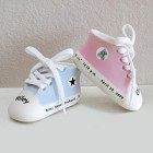 Personalized Porcelain Baby Sneakers