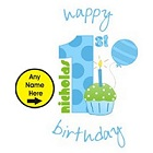 Baby's 1st Birthday Personalized Infant Apparel Collection