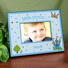 Little Prince Personalized Printed Baby Picture Frames