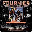 Personalized Hockey Academy Coasters Puzzle Sets