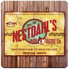 Bait & Tackle Co. Personalized Puzzle Beverage Coaster