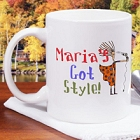 Got Style Personalized Hairstylist Coffee Mug