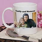 Personalized Photo Coffee Mug
