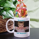 Personalized Mother's Day Photo Coffee Mugs