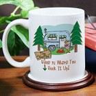 Personalized RV Ceramic Coffee Mug
