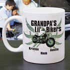 Personalized Lil Bikers Motorcycle Coffee Mugs