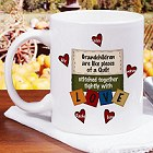 Personalized Quilting Coffee Mug