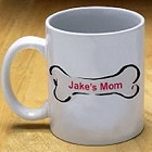 Dog Owner Personalized Coffee Mug