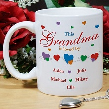 Is Loved By Personalized Ceramic Coffee Mugs