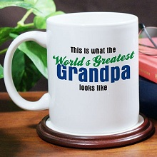 World's Greatest Personalized Coffee Mugs