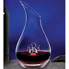 Essence Engraved Crystal Wine Decanters